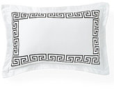 Southern Living Greek Key Embroidered Oblong Breakfast Pillow