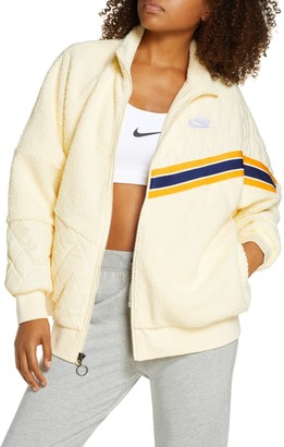 Nike Sportswear Full Zip Fleece Track Jacket