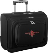 Denco Sports Luggage Houston Rockets 16-in. Laptop Wheeled Business Case