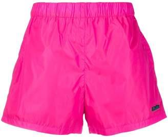 Misbhv Shell Shorts