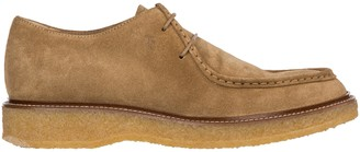 Tod's Suede Desert Lace-Up Shoes