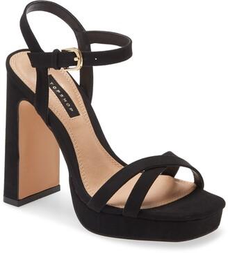 Topshop Sienna Platform Sandal