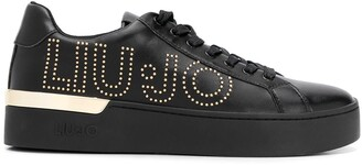 Liu Jo Diamante Logo Trainers