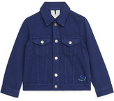 Thumbnail for your product : Arket Embroidered Denim Jacket