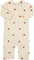 Bonpoint ROSE-PRINT COVERALL