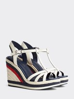 Tommy Hilfiger Strappy High Wedge Sandals