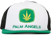 Palm Angels logo cap - men - Cotton/Polyester - One Size