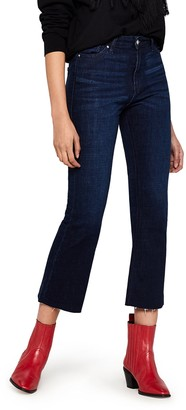 Find. Women's Flared Cropped Jeans