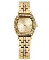 Charter Club Women's Gold-Tone Bracelet Watch 26mm, Created for Macy's
