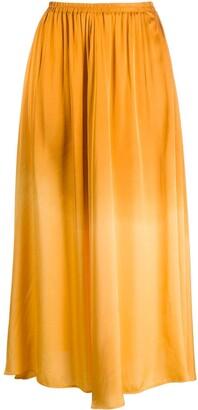 Forte Forte Pleated High-Rise Skirt