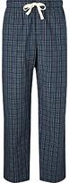 John Lewis Petersfield Check Lounge Pants, Navy