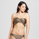 Mossimo Women's Wrap Bandeau Bikini Top