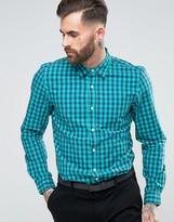 RUDIE Rudie Large Gingham Smart Shirt