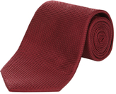 M&S Collection Pure Silk Textured Tie