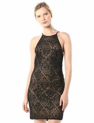 SHO Women's SLVLES Corded LACE Dress