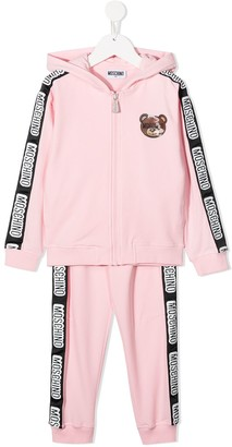 MOSCHINO BAMBINO Toy Bear two-piece set