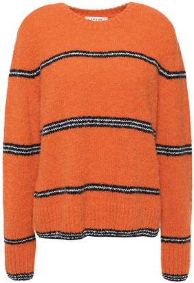 Frame Intarsia-knit Sweater