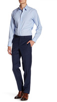 Ted Baker Flat Front Wool Pant