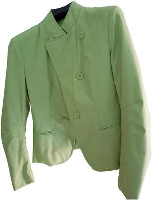 Armani Collezioni Green Jacket for Women