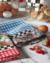 Mackenzie Childs MacKenzie-Childs 2 Berries and Blossoms Dish Towels