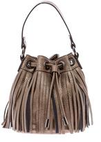 Sondra Roberts Crossbody Fringe Handbag