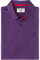 Thomas Pink Armstrong Texture Classic Fit Polo