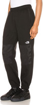 The North Face Graphic Collection Fleece Pant in TNF Black | FWRD
