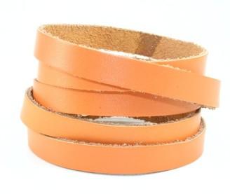 CORED Q351 Wrap Bracelet Brown 100 cm