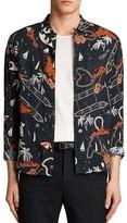 AllSaints Ulua Slim Fit Button-Down Shirt