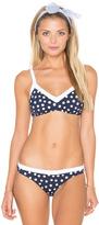 Seafolly Spot On Bikini Top