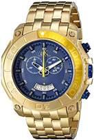 Adee Kaye Men's AK9041-MG Guardian Analog Display Japanese Quartz Gold Watch