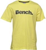 Bench Boys Corp T-Shirt Yellow
