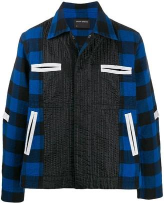 Craig Green checked boxy jacket
