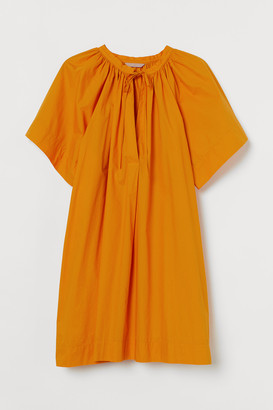 H&M H&M+ Cotton voile tunic