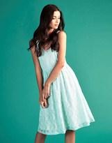 Yumi Strappy Lace Occasion Dress