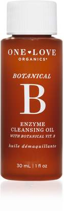 One Love Organics Discover Botanical B Enzyme Cleansing Oil + Makeup Remover
