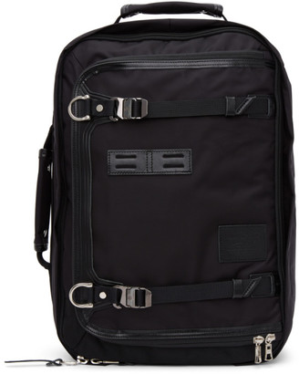 Master-piece Co Black Potential Version 2 Two-Way Backpack