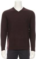 8100 Cashmere V-Neck Sweater