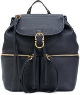Salvatore Ferragamo Carol backpack - women - Leather/Suede - One Size
