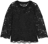 Marc by Marc Jacobs Corded lace top