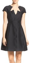 Halston Women's Cotton & Silk Dress