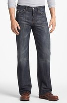 7 For All Mankind Relaxed Straight Leg Jeans (Montana)