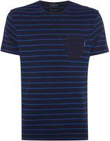 Howick Breton Stripe Short Sleeve Jersey Tee