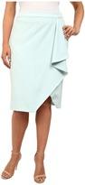 Mynt 1792 Plus Size Cascade Drape Skirt