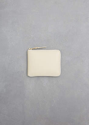 Comme des Garcons Classic Leather Line Zip Wallet