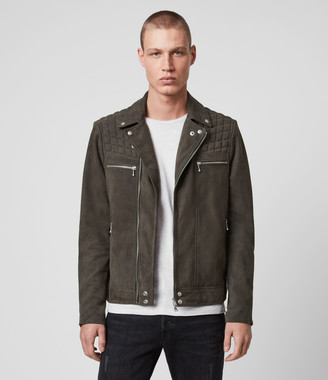 AllSaints Bandon Leather Biker Jacket