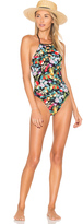 Nanette Lepore Amor Atitlan Seductress One Piece