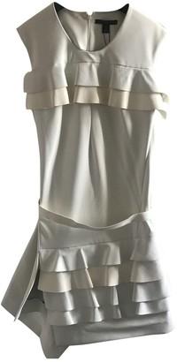 Louis Vuitton White Leather Dresses