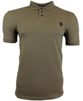 Replay Tipped Polo green