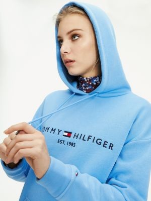 Tommy Hilfiger Essential Relaxed Fit Hooded Dress
